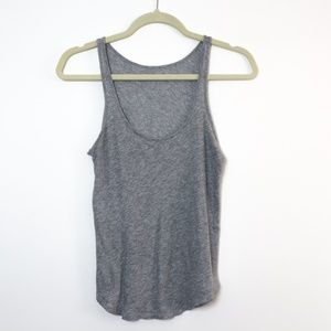 Madewell | Perfect Layering Tank Heather Grey XXS